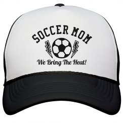Soccer Mom Hats Bring Heat Gift