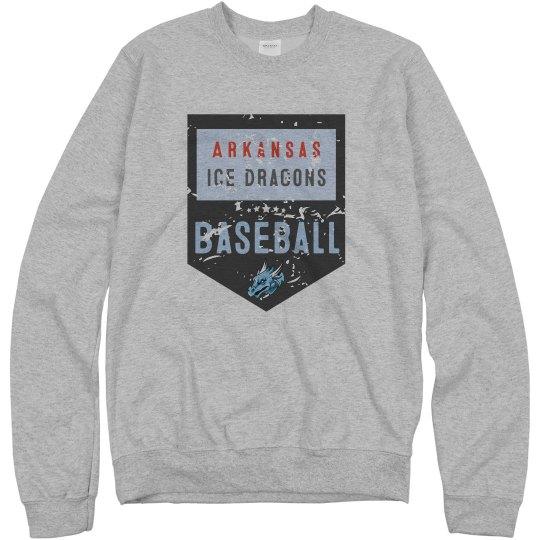 #37-UNISEX Sweatshirt-Gildan Brand-Gray