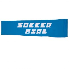 Soccer Girl Sports Sleeve