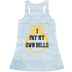 independent woman tank