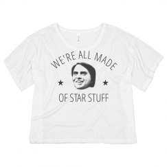 Carl Sagan Made Of Star Stuff