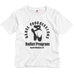 Ballet Program YOUTH Tee