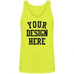 Personalized Neon Tanks