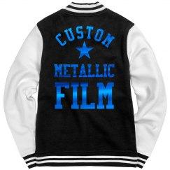 Custom Metallic Film Design