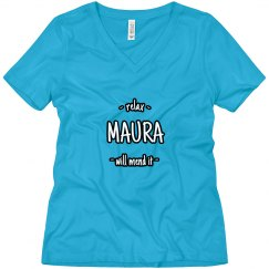 Maura shirt  will mend it