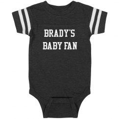 Brady Baby Onsie