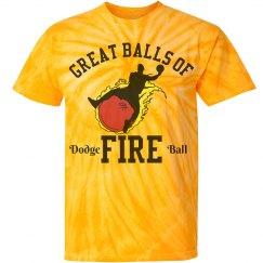 Dodgeball Fire Team