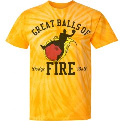 Custom Dodgeball T-Shirts & More