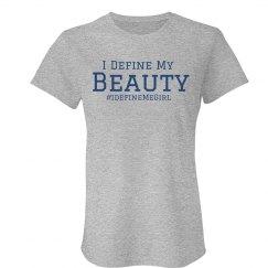 I define my Beauty
