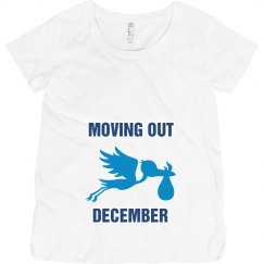 Moving out december