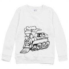 Epic Train crew neck