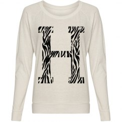 Letter Sweater H