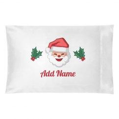 Night Before Christmas Pillowcase