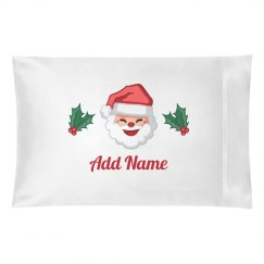 Night Before Christmas Pillowcase