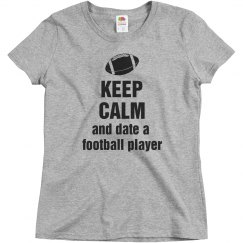 Date a football player