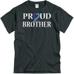 Proud Brother_white ink