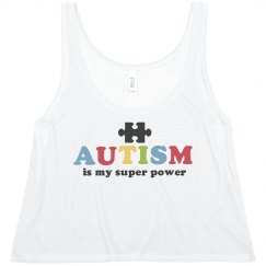 My Power Is Autism