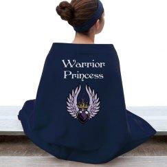 Warrior Princess Throw