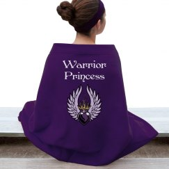 Warrior Princess Throw