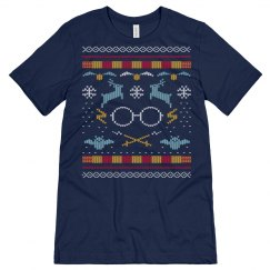 The Boy that Lived Ugly Sweater Tees