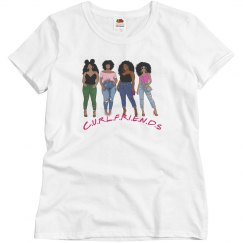 My Curlfriends Tee