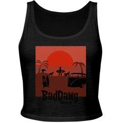 baddawg tank surf sunset