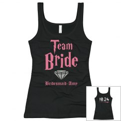 Magical Team Bride