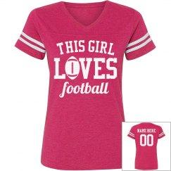 She Loves Football