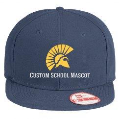 School Mascot Custom Hat