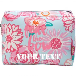 Cheer Travel Makeup Bag