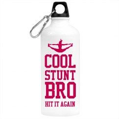 Cool Stunt Bro Bottle