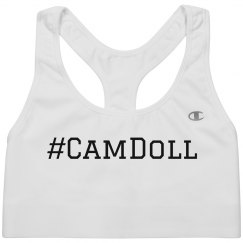 #CamDoll Sports Bra