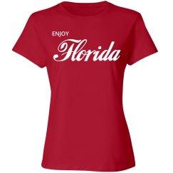 Enjoy Florida Cola