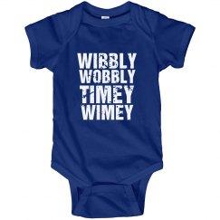 Wibbly, wobbly...
