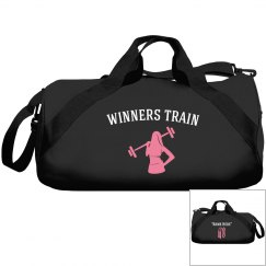 Winners train