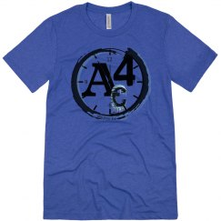 A4c unisex T-shirt
