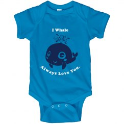 I Whale Always Love You.