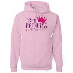 Pink Hoodie PPC logo