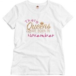 November Queen