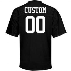 Custom Name/Number Football Jerseys