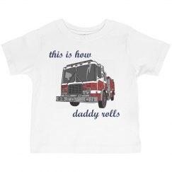 Daddy Rolls Tee