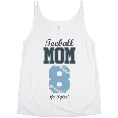 Teeball Mom!
