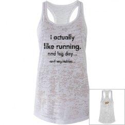 I like running 2