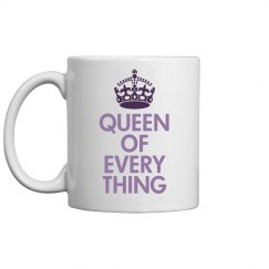 Queen Of The Mug