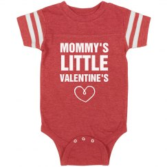 Mommy's Little Valentine Baby