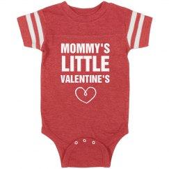 Mommy's Little Valentine Baby
