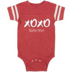 Custom XOXO Valentine's Bodysuit