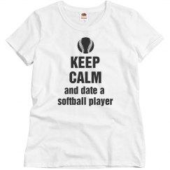 Date a softball player
