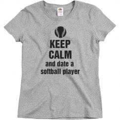 Date a softball player