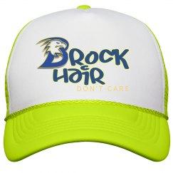 Brock Hair don't care